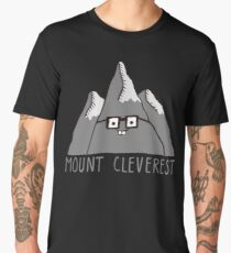 Nerd Mount Cleverest Men's Premium T-Shirt