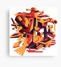 Rorzle—Shapes 1 Canvas Print