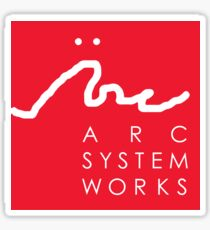 Arc System Works Sticker