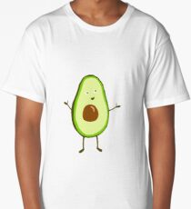 Mr Avocado Long T-Shirt