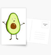 Mr Avocado Postcards