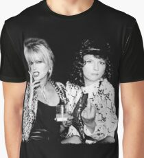 Patsy and Eddie Graphic T-Shirt