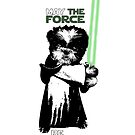 May The Force Be Shih Tzu by jaytees