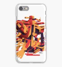 Rorzle—Shapes 1 iPhone Case/Skin
