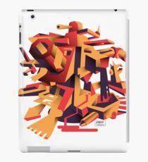 Rorzle—Shapes 1 iPad Case/Skin