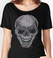BONE HEAD - Art By Kev G Women's Relaxed Fit T-Shirt