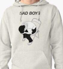 Sad boy Pullover Hoodie