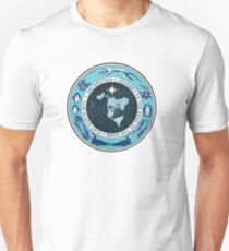 Flat Earth Designs - Antarctica Journey to the Edge of the Dome 2017 T-Shirt