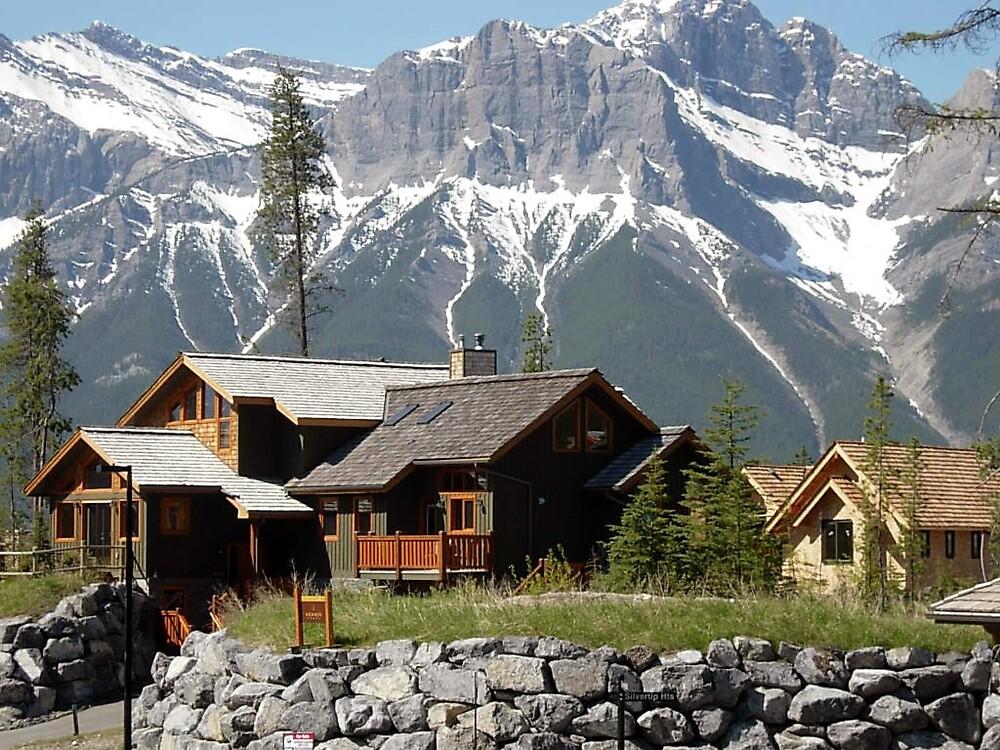 Banff, Canada by kaystrauss