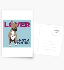 Roxy the Bull Terrier Postcards