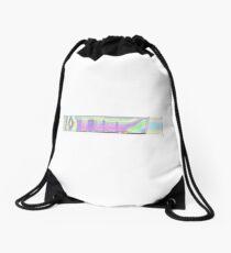 Pastel 35mm film strip Drawstring Bag