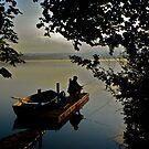 dawn tranquility by mamba