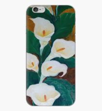 white coves iPhone Case