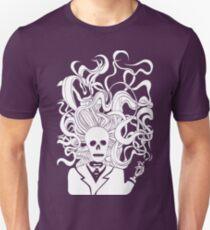 Smoking skeleton T-Shirt