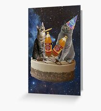 birthday buds Greeting Card