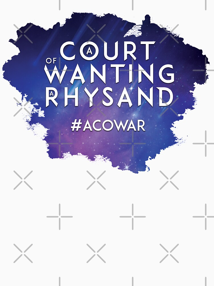 ACOWAR - A Court of Wanting a Rhysand by yairalynn