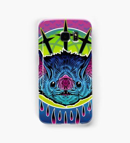 Neon Bat Samsung Galaxy Case/Skin
