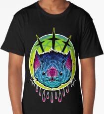 Neon Bat Long T-Shirt