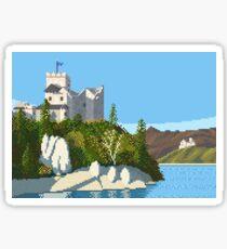 Niedzica Castle Sticker