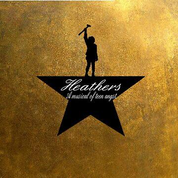 Heathers Hamilton by ToastyLava