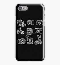 Photographer Camera iPhone Case/Skin