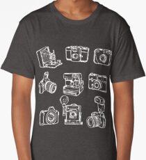 Photographer Camera Long T-Shirt