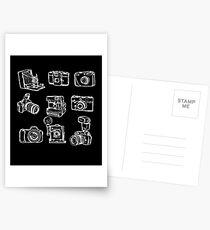 Photographer Camera Postcards