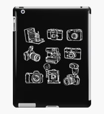 Photographer Camera iPad Case/Skin
