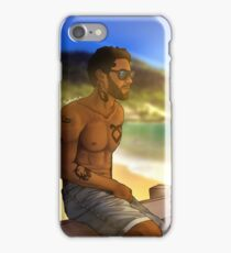 Vacations iPhone Case/Skin
