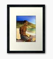 Vacations Framed Print