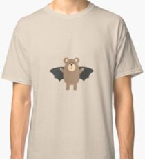 Vampire Grizzly Bear Re206 Classic T-Shirt