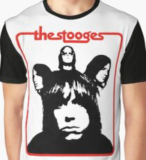 The Stooges Shirt Graphic T-Shirt