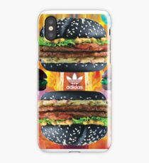 Health Goth Burger iPhone Case/Skin