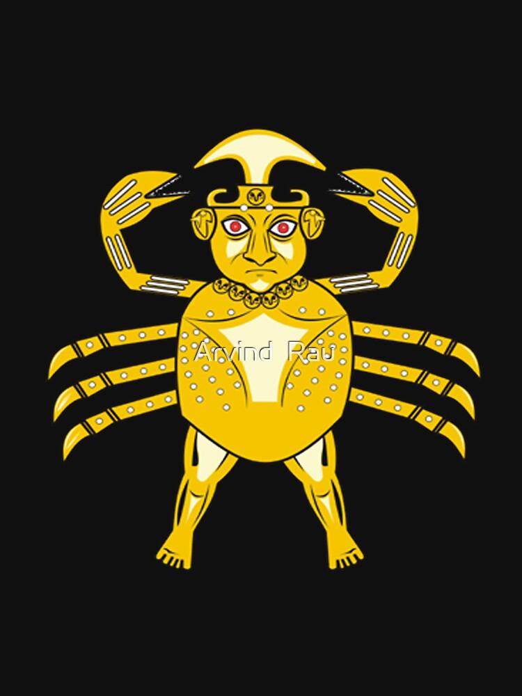 Crab Diety by artyrau
