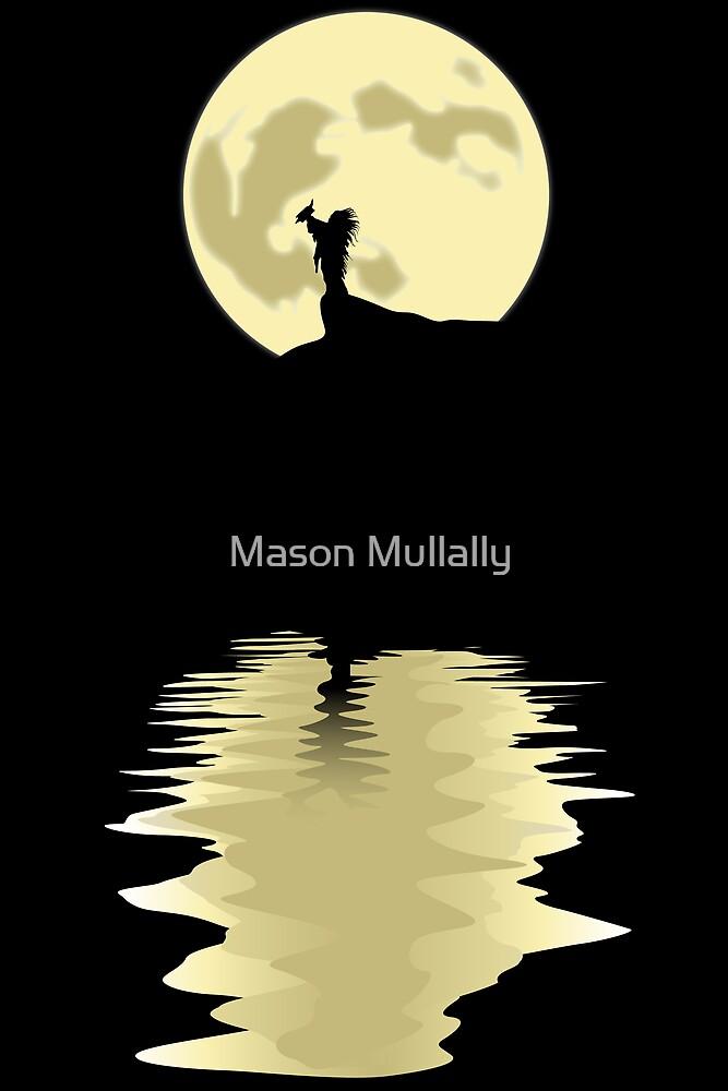 American Indian by Mason Mullally