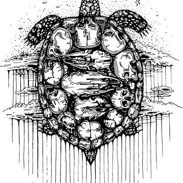 Tortoise by yatskhey