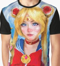 Sailor Moon Graphic T-Shirt