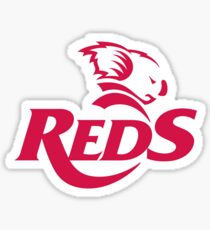 We Are QLD We Are RED Sticker