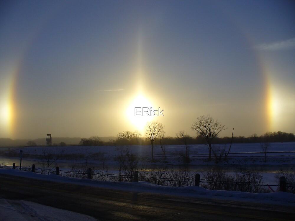 Ring around the Sun by ERick