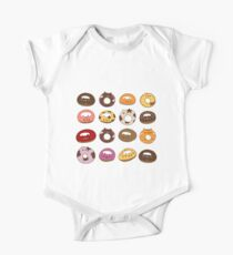 Cat donuts Kids Clothes