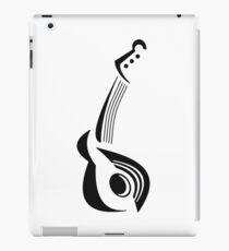 Music guitar iPad Case/Skin