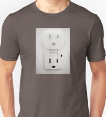 electric uh-oh Unisex T-Shirt