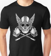 Thor Helmet and Hammers T-Shirt