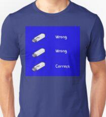 USB Woes Unisex T-Shirt