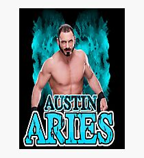 austin aries Photographic Print
