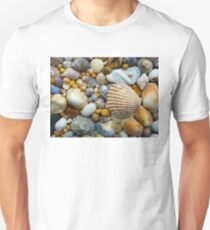 Sea Shells a plenty Unisex T-Shirt