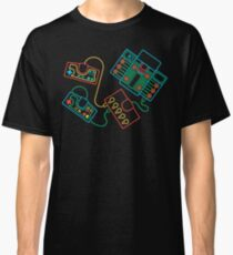 Super Engine Grafx Classic T-Shirt