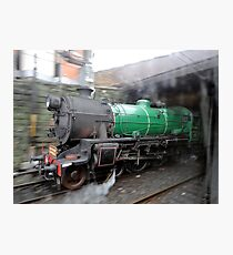 Steam Engine 3642, Sydney, Australia Photographic Print