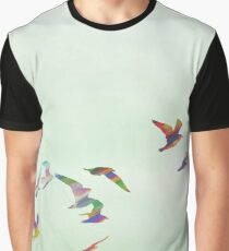 Freedom in Flight Graphic T-Shirt