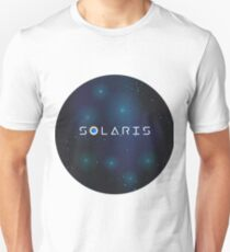 Solaris, George Clooney, Steven Soderbergh, Stanisław Lem, Natascha McElhone Unisex T-Shirt